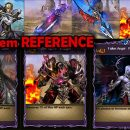 Wartune Card System REFERENCE