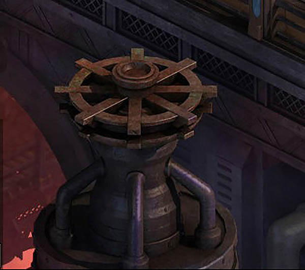 Where in Wartune is this Pipes & Wheel Structure 1