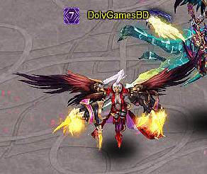 Blood Demon Eudaemon level 7b Wartune