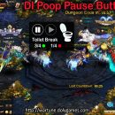 Dragon Invasion Poop Pause Button