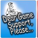 Game Support refuses players after telling to make tickets