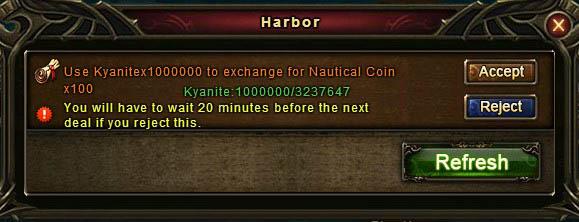 [Patch 5.8] Adventurous Voyage Harbor 1