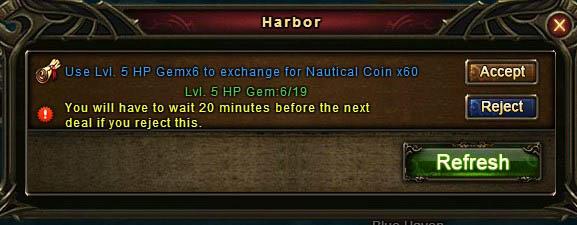 [Patch 5.8] Adventurous Voyage Harbor 2