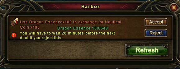 [Patch 5.8] Adventurous Voyage Harbor 3