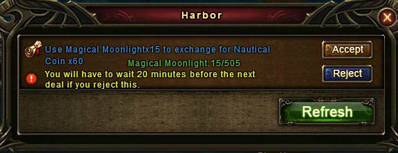 [Patch 5.8] Adventurous Voyage Harbor 4