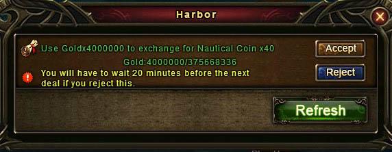 [Patch 5.8] Adventurous Voyage Harbor 5