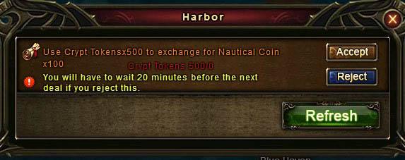[Patch 5.8] Adventurous Voyage Harbor 6