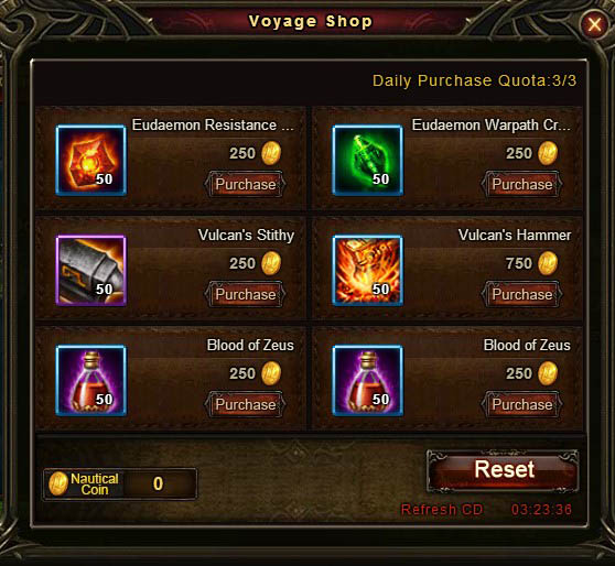 [Patch 5.8] Adventurous Voyage Voyage Shop 3