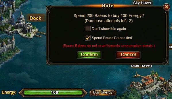 [Patch 5.8] Adventurous Voyage buy energy