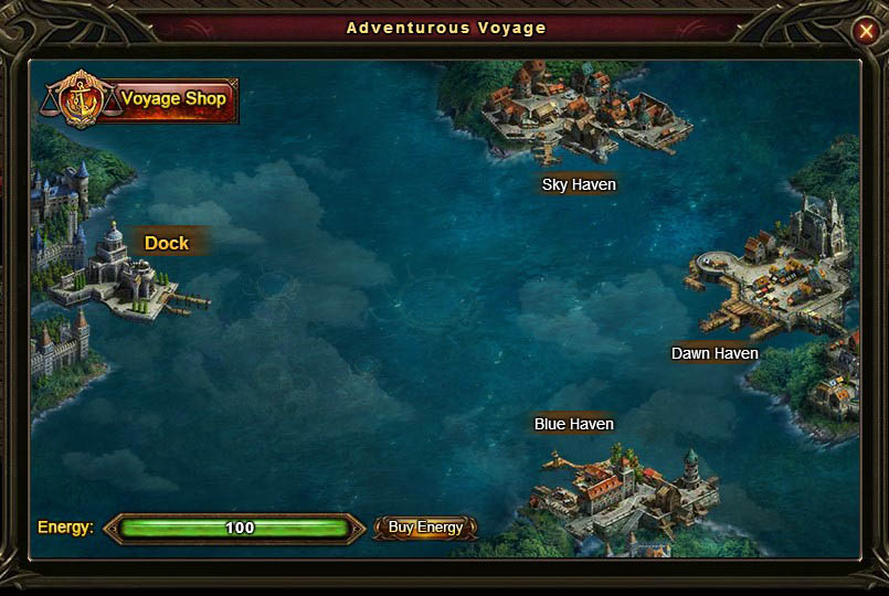 [Patch 5.8] Adventurous Voyage main window