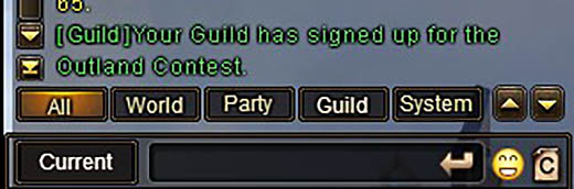 [Patch 5.8] Outland Contest signed up