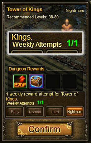 [Patch 5.8] TOK NM is weekly
