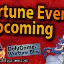 Wartune Events 20 June 2016