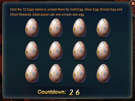 Wartune Patch 5.8 Bloody Inferno 12 eggs