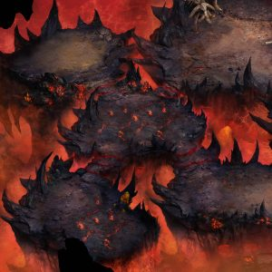 Wartune Patch 5.8 Bloody Inferno map