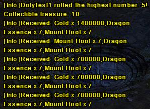 Wartune Patch 5.8 Dragon Invasion Rewards