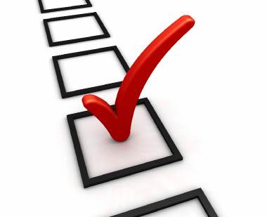 Survey red tick