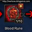 Blood Rune – Zero to Max