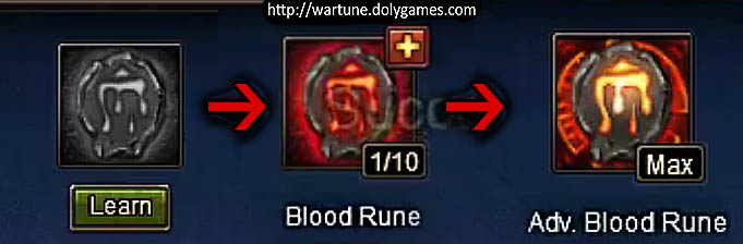 Blood Rune - Zero to Max