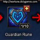 Guardian Rune – Zero to Max