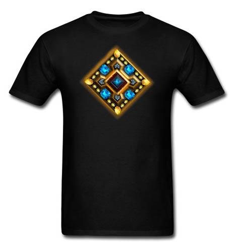 Legend Stone (Level 50) Men's T-shirt
