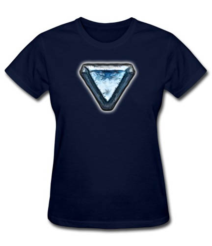 Level 3 Crystal Heart Men's T-shirt