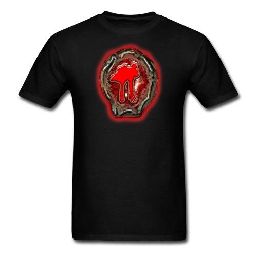 Runestone of Blood Men's T-shirt