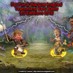 Team Arena Epic Battle US Elections 2016 by COSMOS