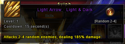 Wartune Odin Loki Light Arrow After Patch 6.1