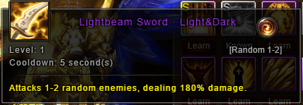 Wartune Odin Loki Lightbeam Sword After Patch 6.1
