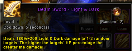 Wartune Odin Loki Lightbeam Sword Before Patch 6.1