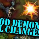 [Patch 6.1] Blood Demon Eudaemon Skill Changes