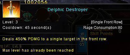 [Wartune Patch 6.1] Delphic Destroyer