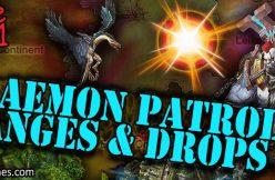 [Wartune Patch 6.1] Eudaemon Patrol Changes & Drops