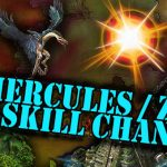 [Wartune Patch 6.1] Eve Hercules Zeus Sylph Skill Changes