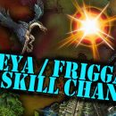 [Patch 6.1] Freya / Frigga Sylph Skill Changes