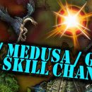[Patch 6.1] Pan / Medusa / Goddess of Prosperity Sylph Skill Changes