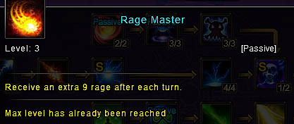 [Wartune Patch 6.1] Rage Master Mage Skill