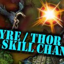 [Patch 6.1] Tyre / Thor Sylph Skill Changes