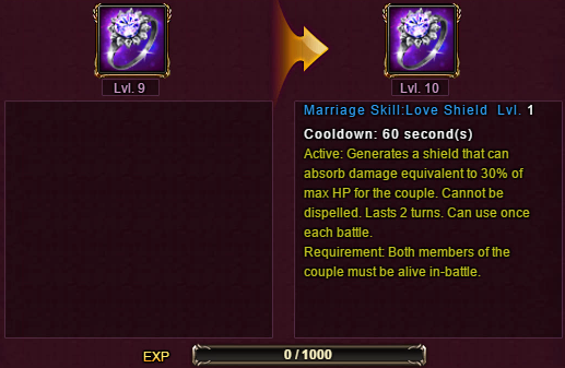 Wartune Patch 6.1 Wedding Ring Craft Lvls. 9 to 10
