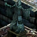Where in Wartune is this? Statue