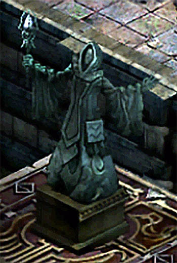 Where in Wartune is this Statue guess