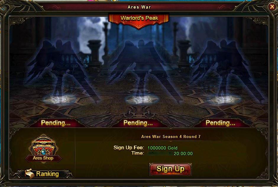 Ares War Teaser 1