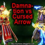 Damnation vs Cursed Arrow