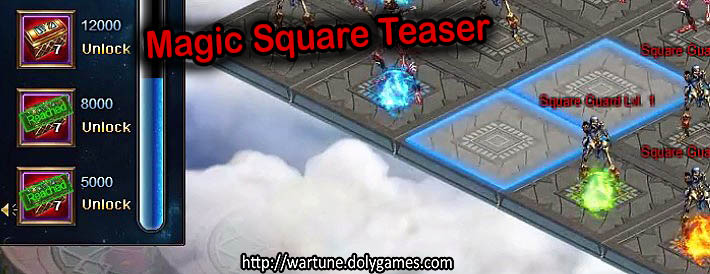 Magic Square dungeon 4 players Teaser Nov 2016 - 3