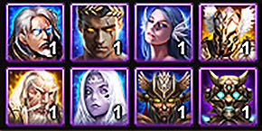 Titans icons Nov 2016