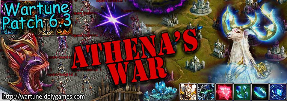 [Wartune Patch 6.3] Athena's War