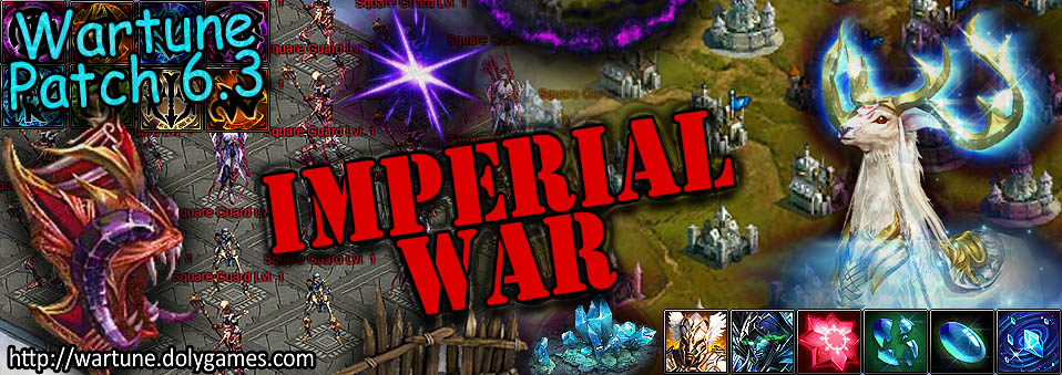 [Wartune Patch 6.3] Imperial War