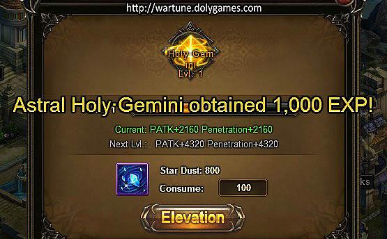 Astrals Elevation 5