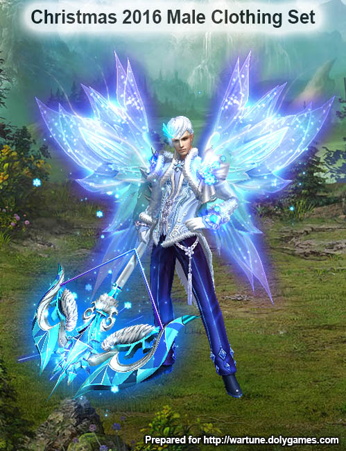 Christmas 2016 Male Clothing Wartune